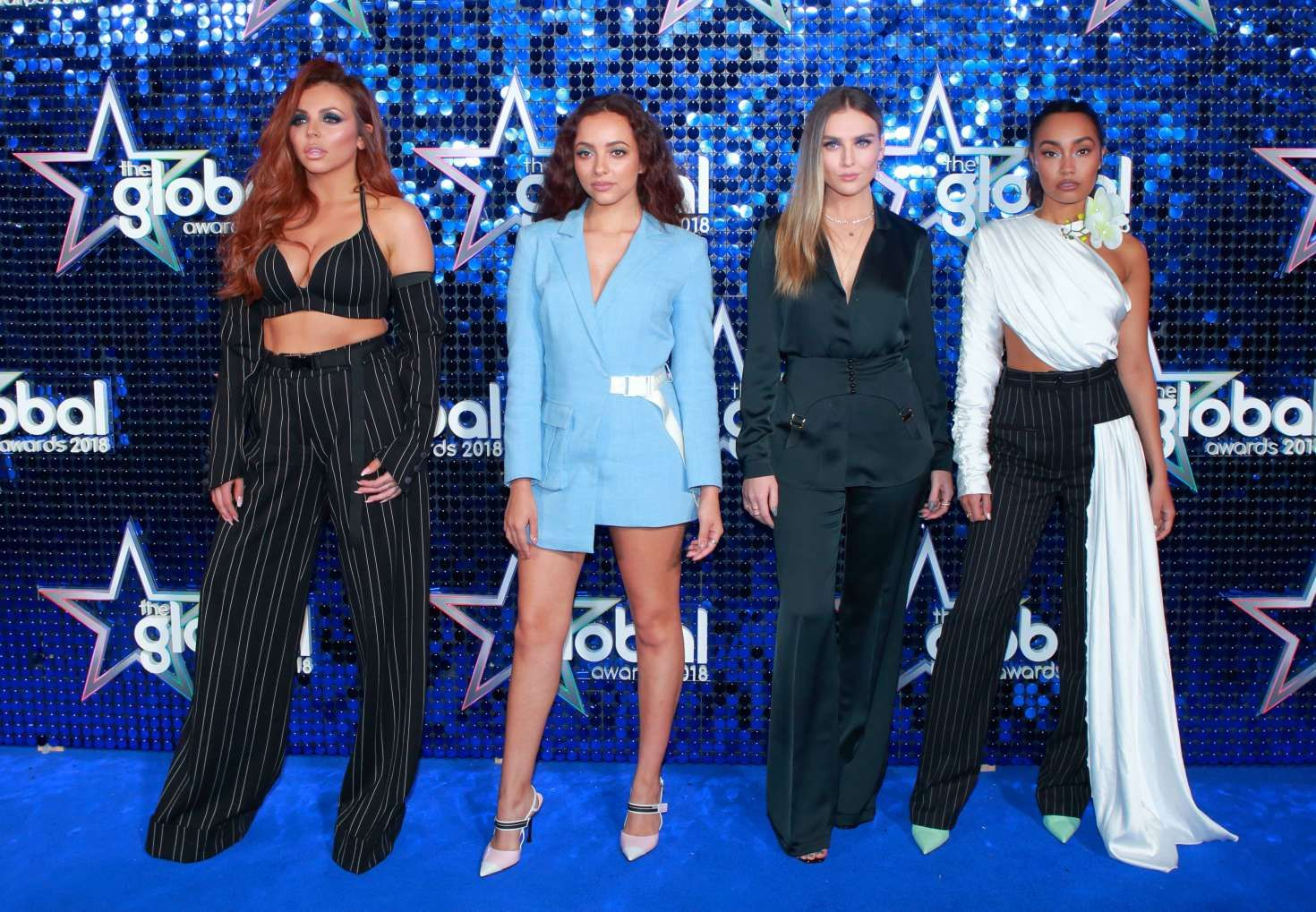 The Global Awards 2018 ️👸🏽 ️👸🏽 ️👸🏼 ️👸🏾 | Little mix ...