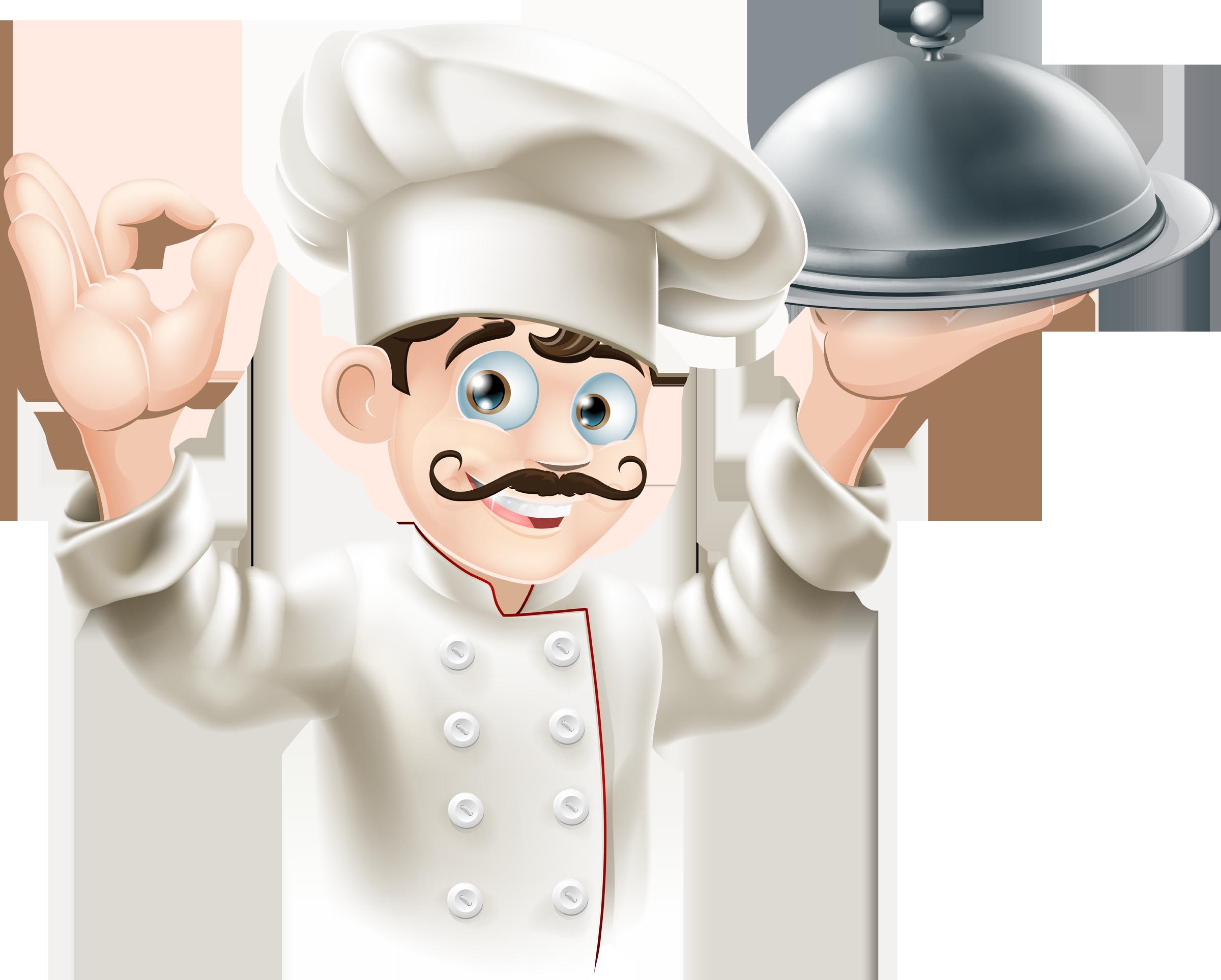 Cozinheiros A Chef De Cozinha Cozinheiro Paozinho