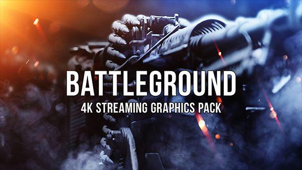 Battleground 4k Graphics Broadcast Package Broadcast After