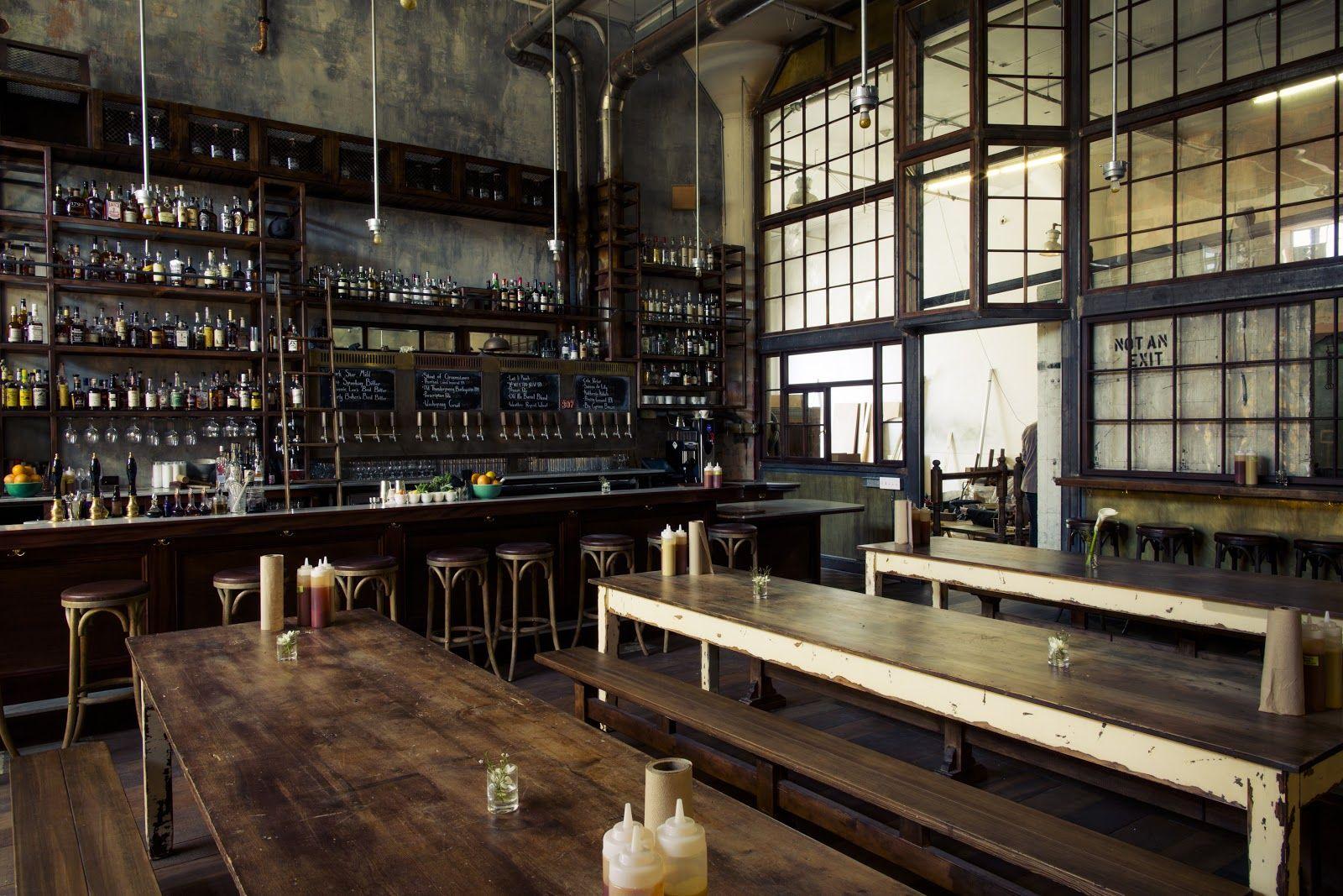 4 Of San Franciscos Most Stylish Bars Smokestack At Magnolia Brewery