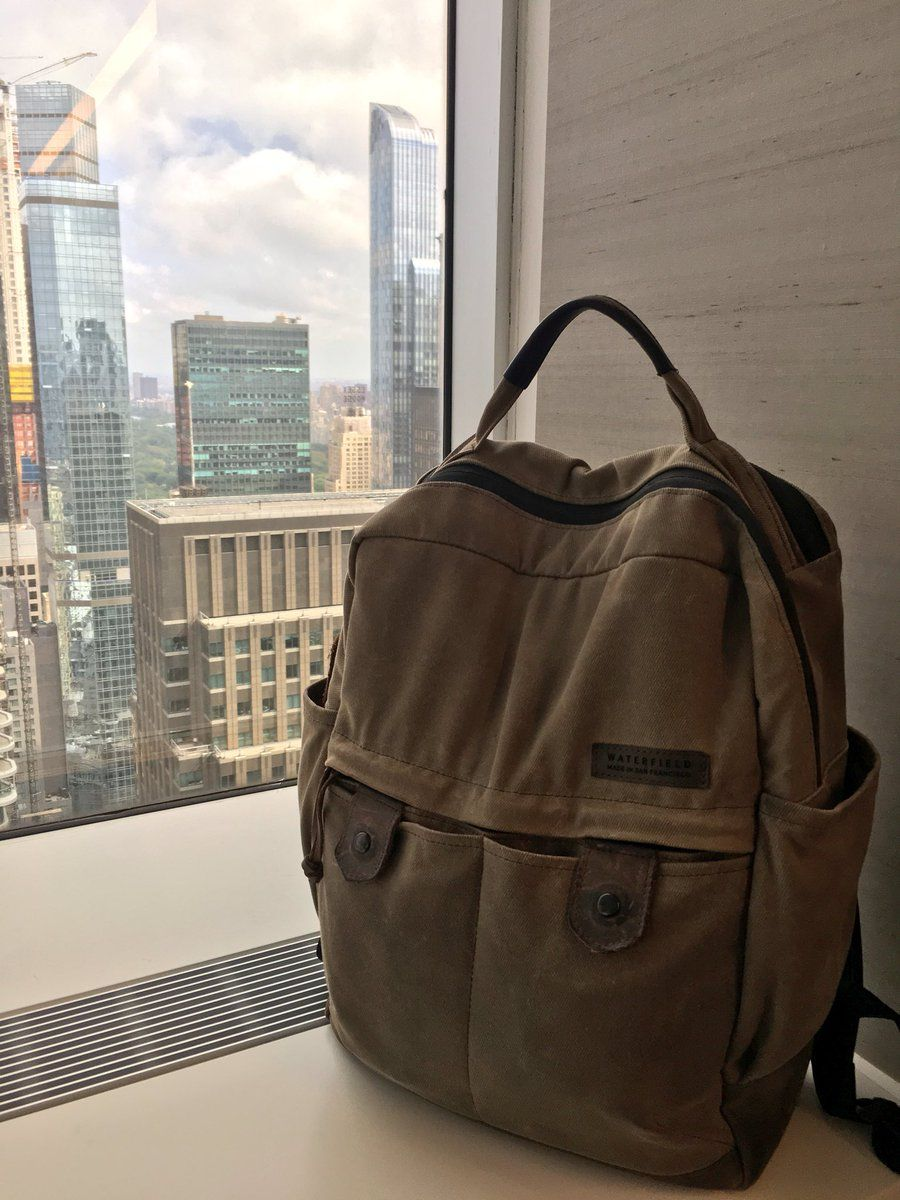 f639d69c0565 SFBagsWow - my Bolt Backpack looking majestic against the backdrop ...