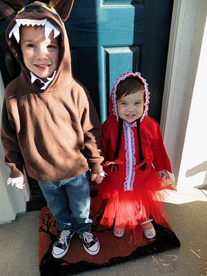 Little Red Riding Hood and the Big Bad Wolf \