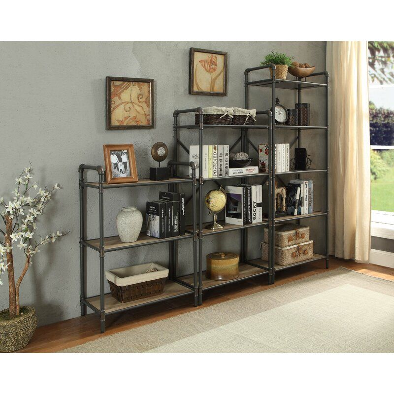 Samuels Etagere Bookcase In 2021 Etagere Bookcase Furniture Pvc Furniture Plans