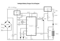 Intelligent Nicd Nimh Battery Charger Battery Charger Circuit Nimh Battery Charger Battery Charger