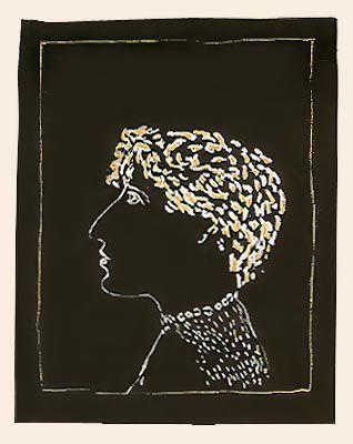 Pierre-Jean Maurel - treebystream:  Zoran Music Ida 1950 Lithographie (415 x 325...