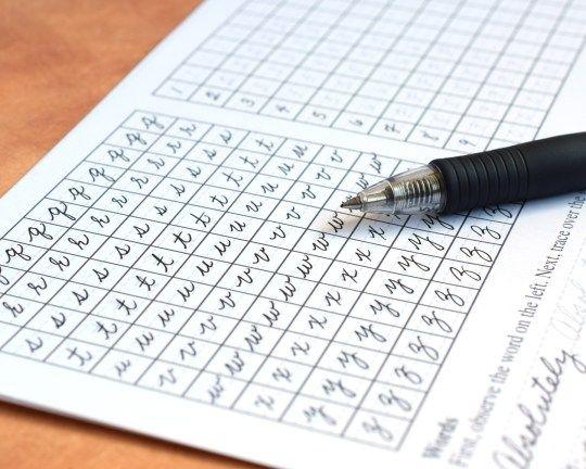 Improve Your Cursive Worksheet Set | Handwriting ...
