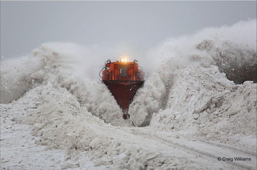 Snow Plow Craig williams, Iowa, Minnesota