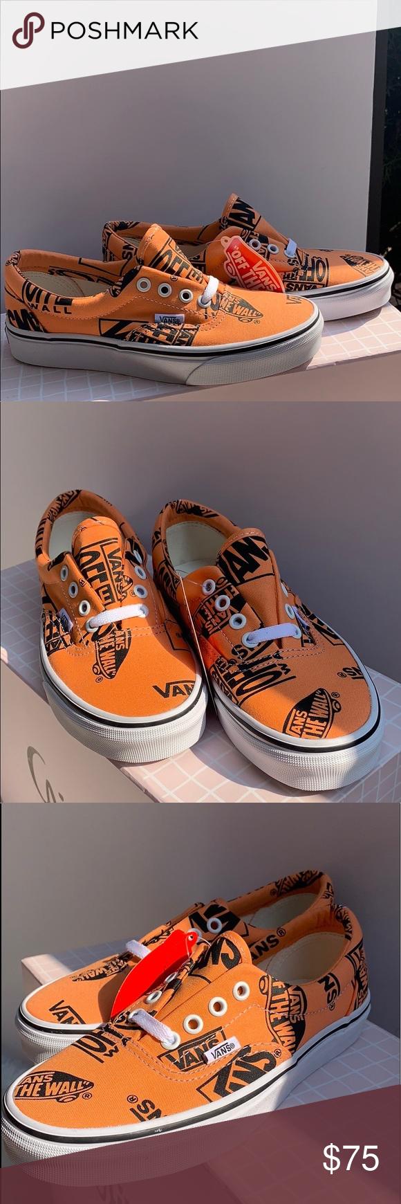 vans off the wall print shoe