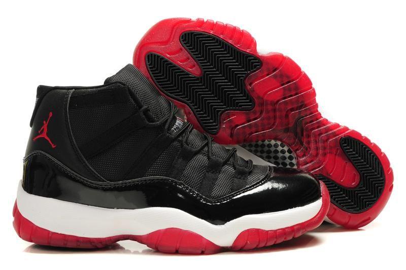Air Jordan 11 Concord Red Black White Air Jordans Air Jordans