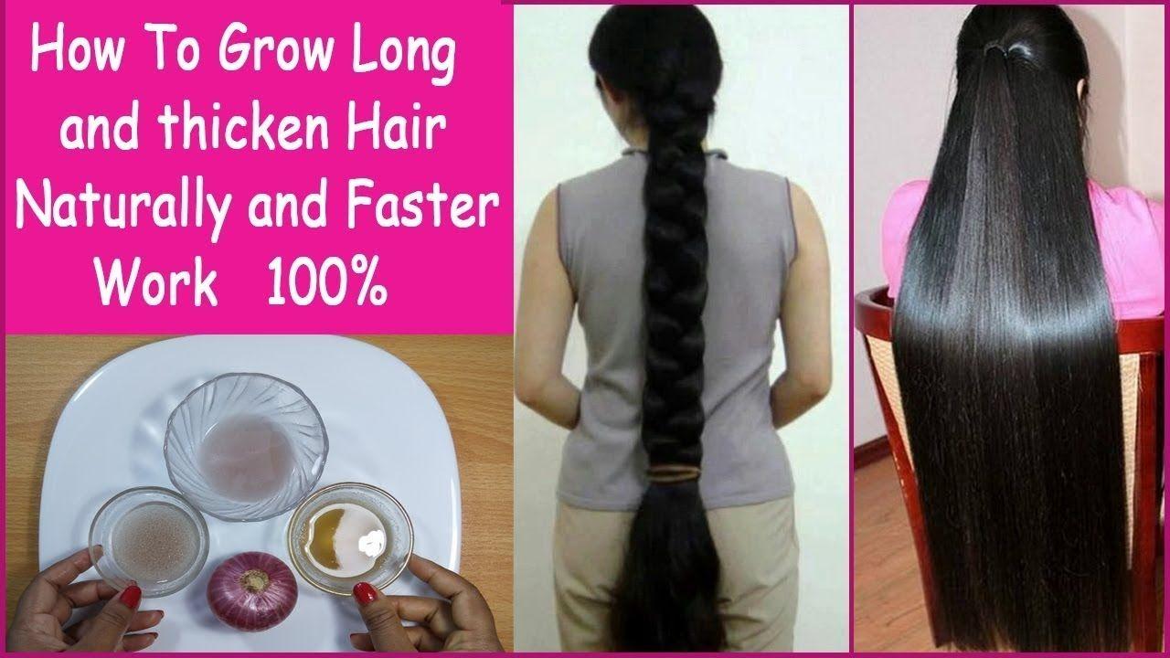 Accelerer la pousse des cheveux