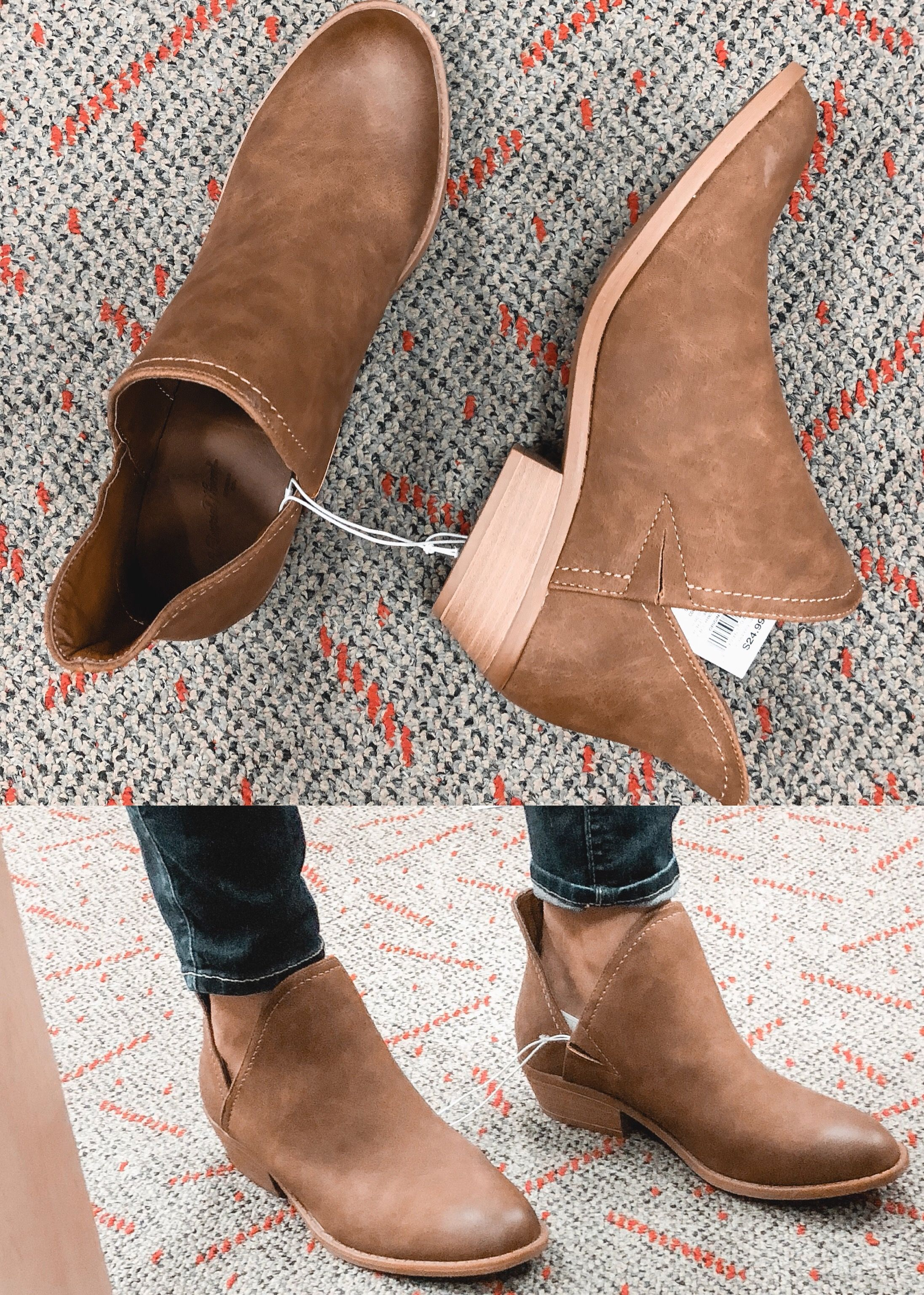 ab8dafbddf3 fall target booties - universal thread nora bootie