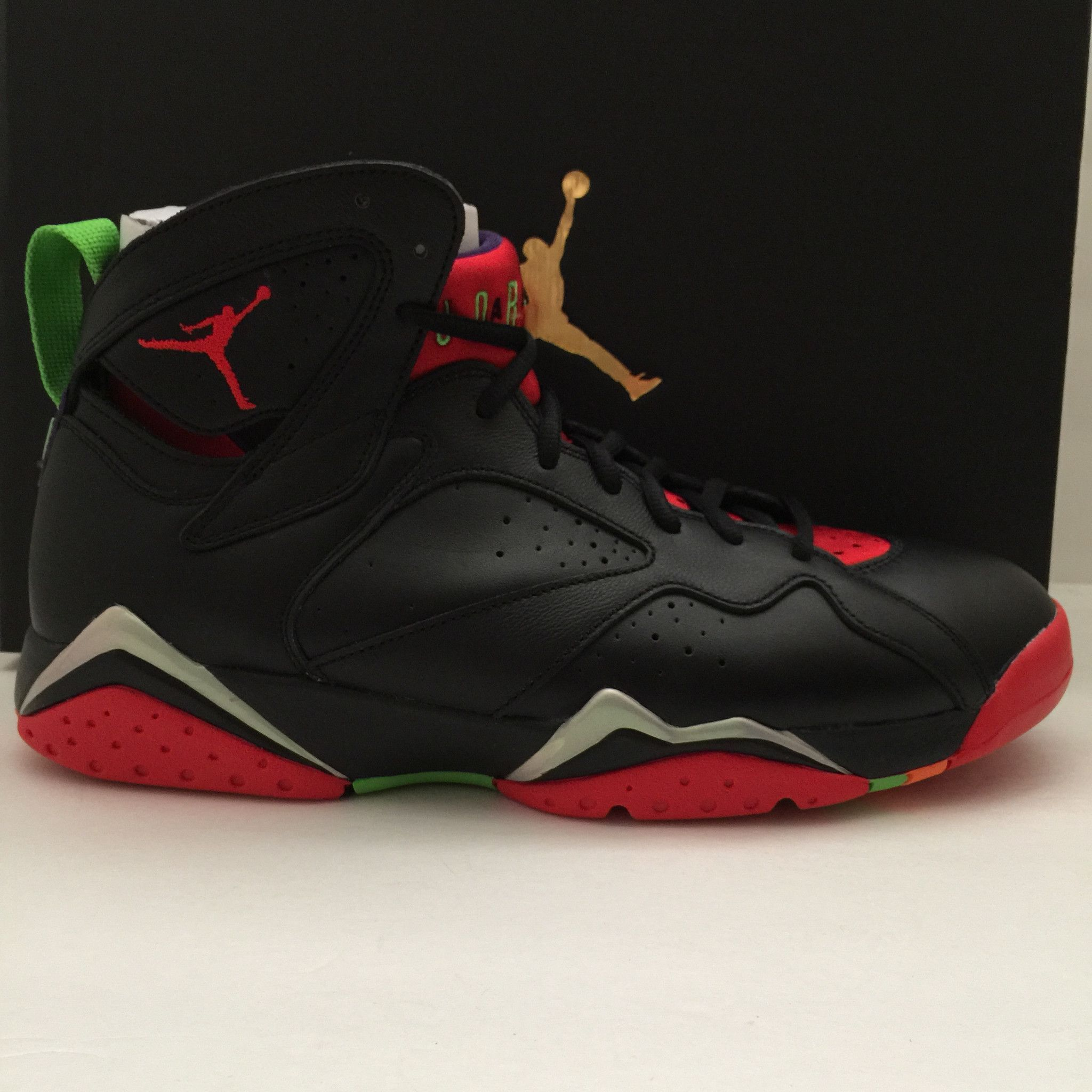 Ds Nike Air Jordan 7 Retro Marvin The Martian Size 10 5 Air