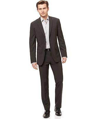 Vyrų kostiumai - KOKOS Drabužiai ir batai internetu. - Calvin klein body slim fit kostiumas