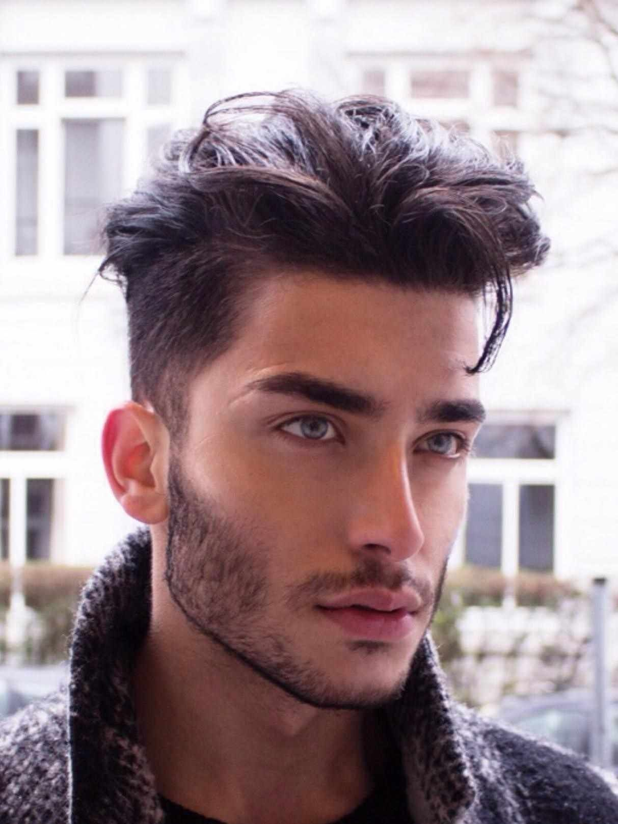 Haircut styles for men 2018 oval mens hairstyles   clothing  pinterest  hair hair styles