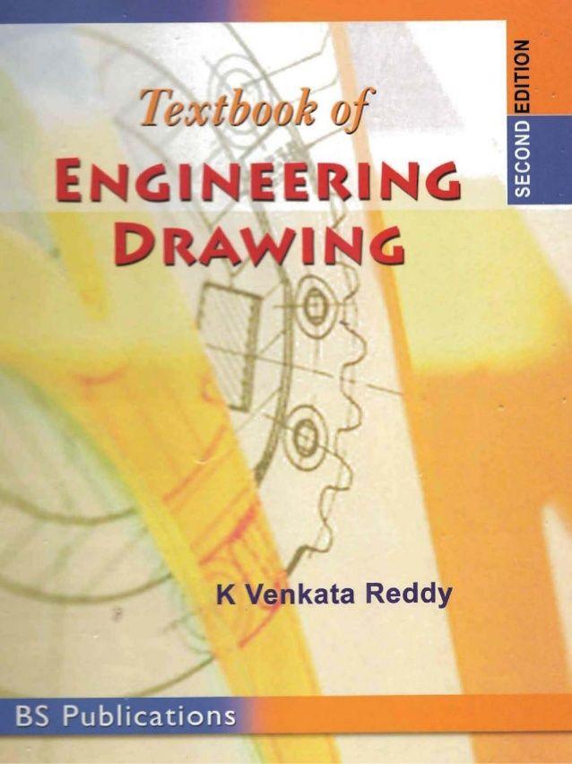 Textbook of Engineering Drawing Second Edition K Venkata Reddy - reddy küchen trier