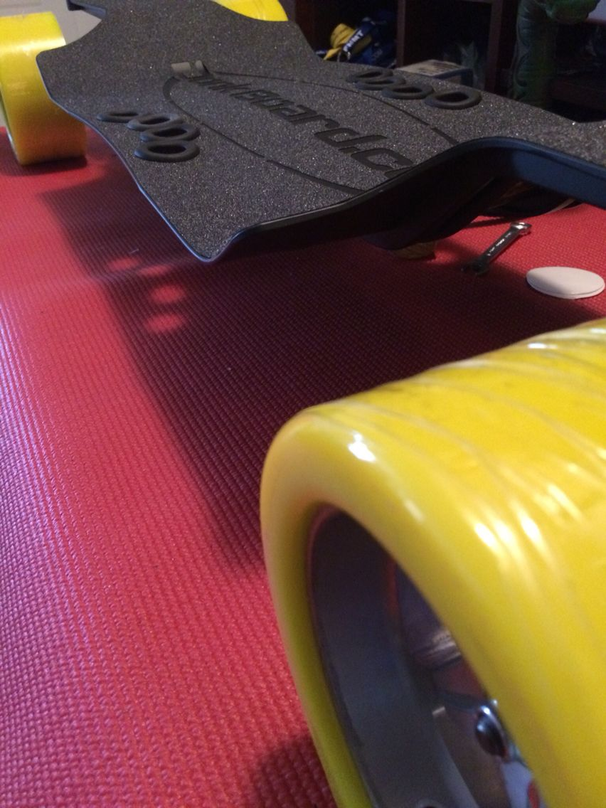Our aluminum decks hold up to 350lbs. No reason to not #longboard.  www.DonkBoard.com  #skateboard #donkboard