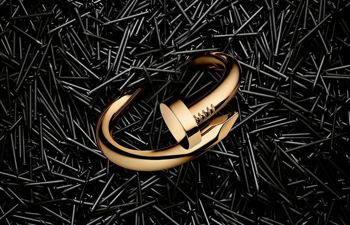 "Cartier ""JUSTE UN CLOU"""