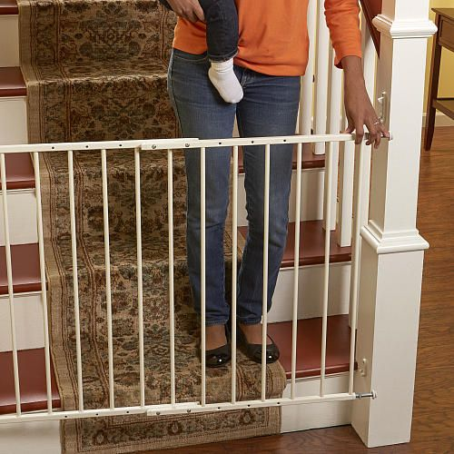 The Babies R Us Secure Stairway Gate Is A Hardware Mount Gate That