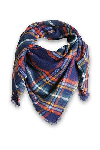 5da121ad EDC / Scarves | Scarves | Shawl, Plaid scarf, Fashion