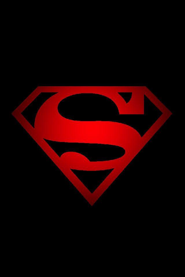 Superboy Logo Background By KalEl7