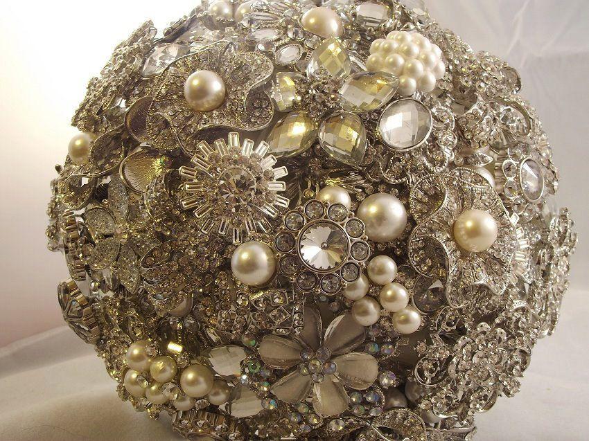 40++ Wedding brooch bouquet supplies info