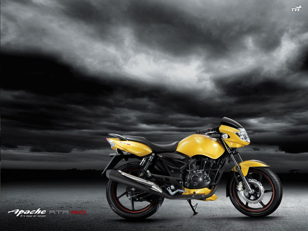 tvs apache rtr photos hd images hd wallpapers car n bike 1024×768