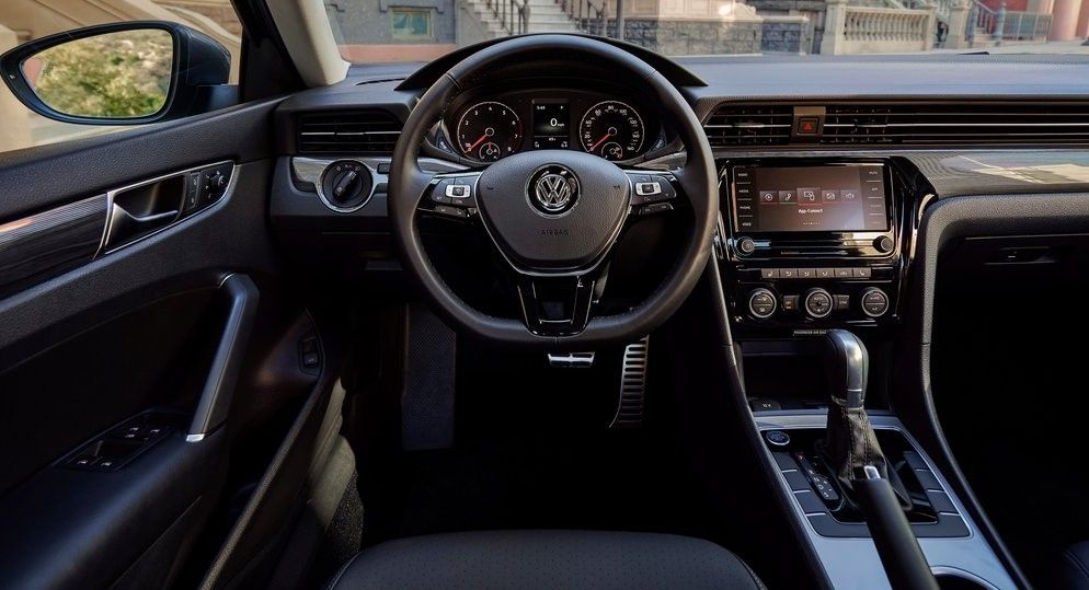 VW Passat 2020 interior Vw passat, Gear stick