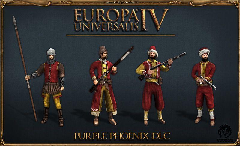 Byzantine Alternative History Units Eu Iv Render