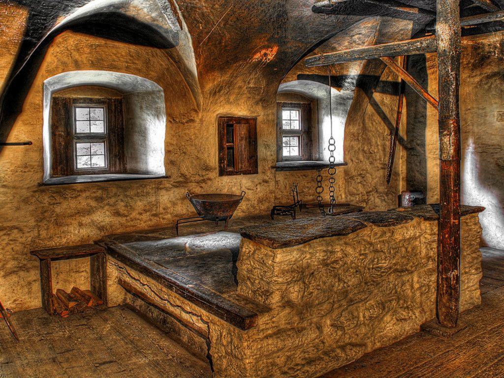 Foto de cocina rustica 1024 768 cocina - Cocinas antiguas rusticas ...