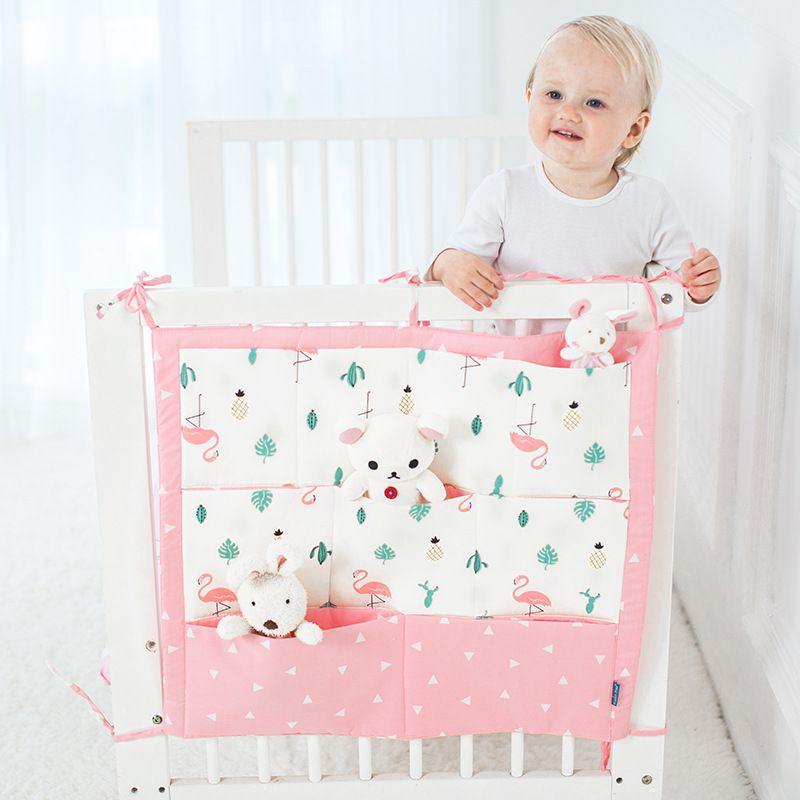 Musselin Baum Bett Hangen Aufbewahrungstasche Babybett Bett Marke