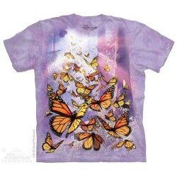c714bfe15ee6c2 #HTownKids Butterfly Kids, Monarch Butterfly, Color Depth, Mountain Range,  New T