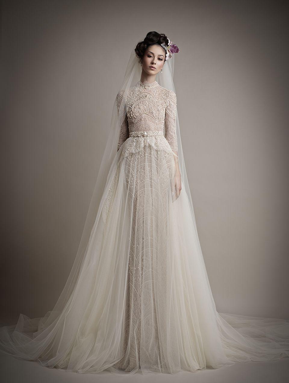 Ersa Atelier Wedding Dresses 2015 Modwedding Wedding Dress Trends Top Wedding Dresses Wedding Dress Long Sleeve
