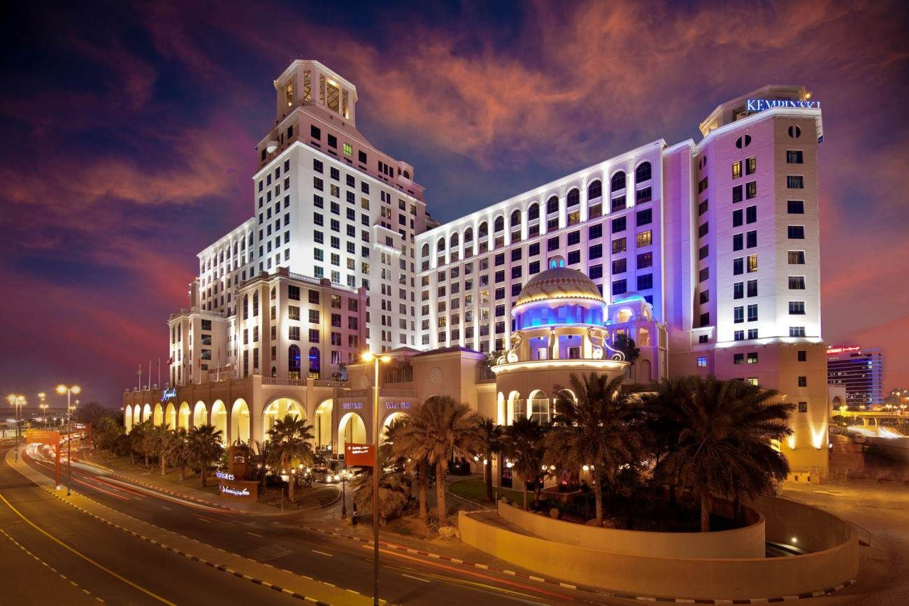 How we use Twitter, Kempinski Hotel Mall of the Emirates, Dubai