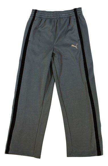PUMA Fleece Pants (Little Boys)