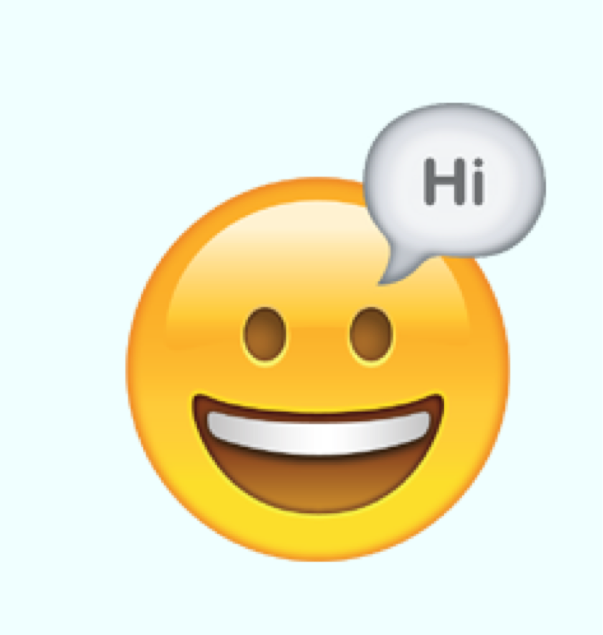 If To Lazy To Text Hi Then Download This Emoji Cute Emoji Wallpaper Emoji Cute Boy Photo