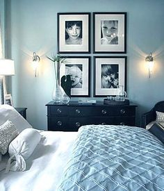 light blue wall ideas google search bedroom ideas