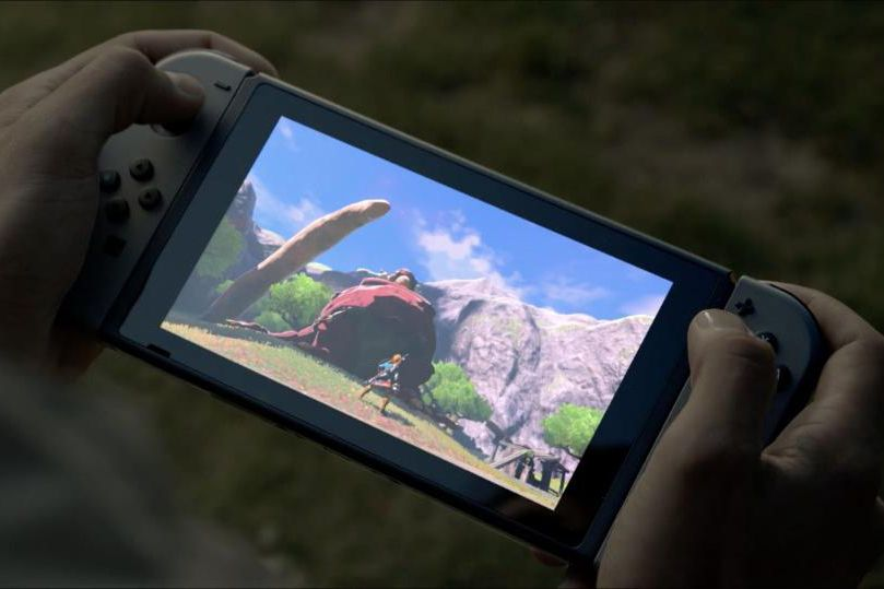 The Switch Is Nintendo's Fastest-Selling Console