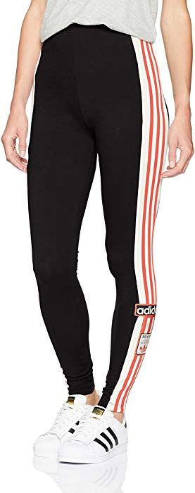 d3bbbd3e1d45c adidas Originals Women's Adibreak Leggings, Black, S at Amazon Women's  Clothing store: