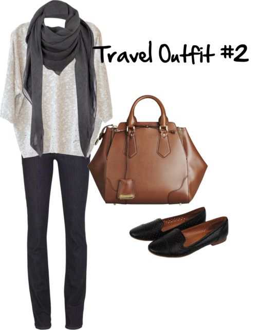 Travel Outfit 2 Fashion Pinterest Clothes