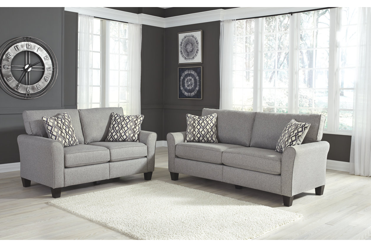 Best Strehela Sofa And Loveseat Set Ashley Furniture 400 x 300