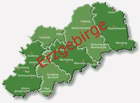 erzgebirge mountain area of germany where the erzgebirge. Black Bedroom Furniture Sets. Home Design Ideas