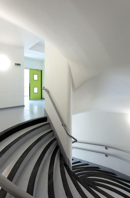Zero Energy School Olympe-de-Gouges, Arcueil  TVK - TRÉVELO & VIGER-KOHLER