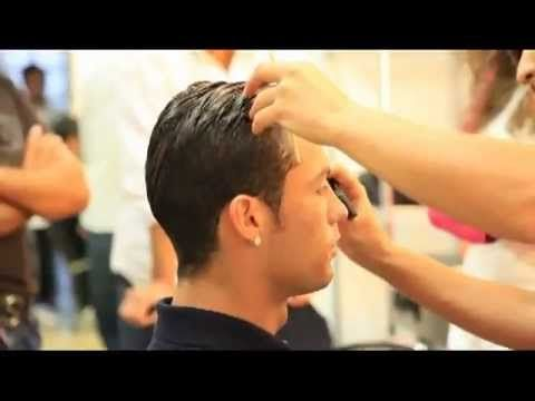 Cool Cristiano Ronaldo Hairstyle 2012 Side Cut With Razored Partning Hairstyles For Men Maxibearus