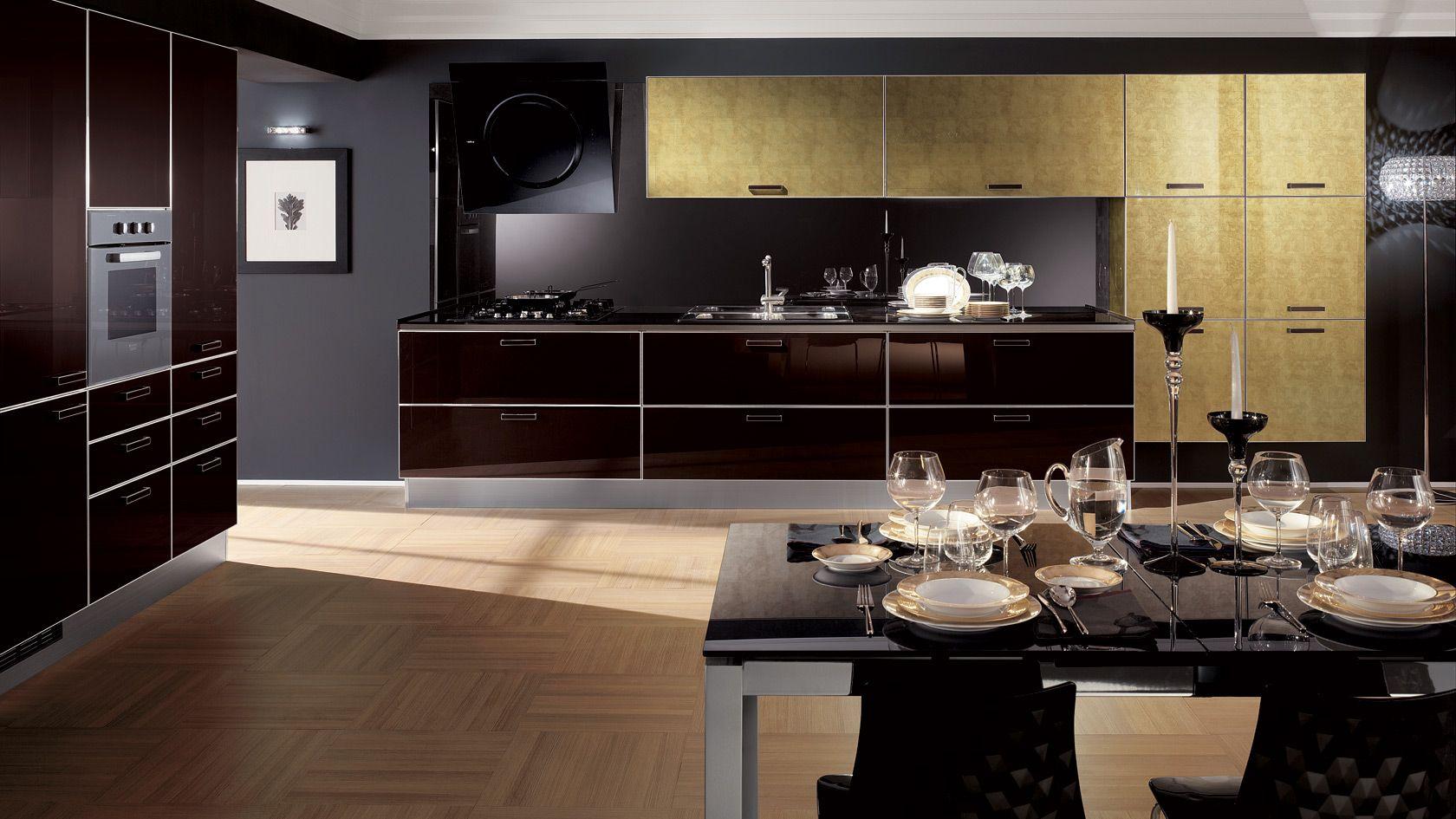 Kitchen Crystal Scavolini | Tus \
