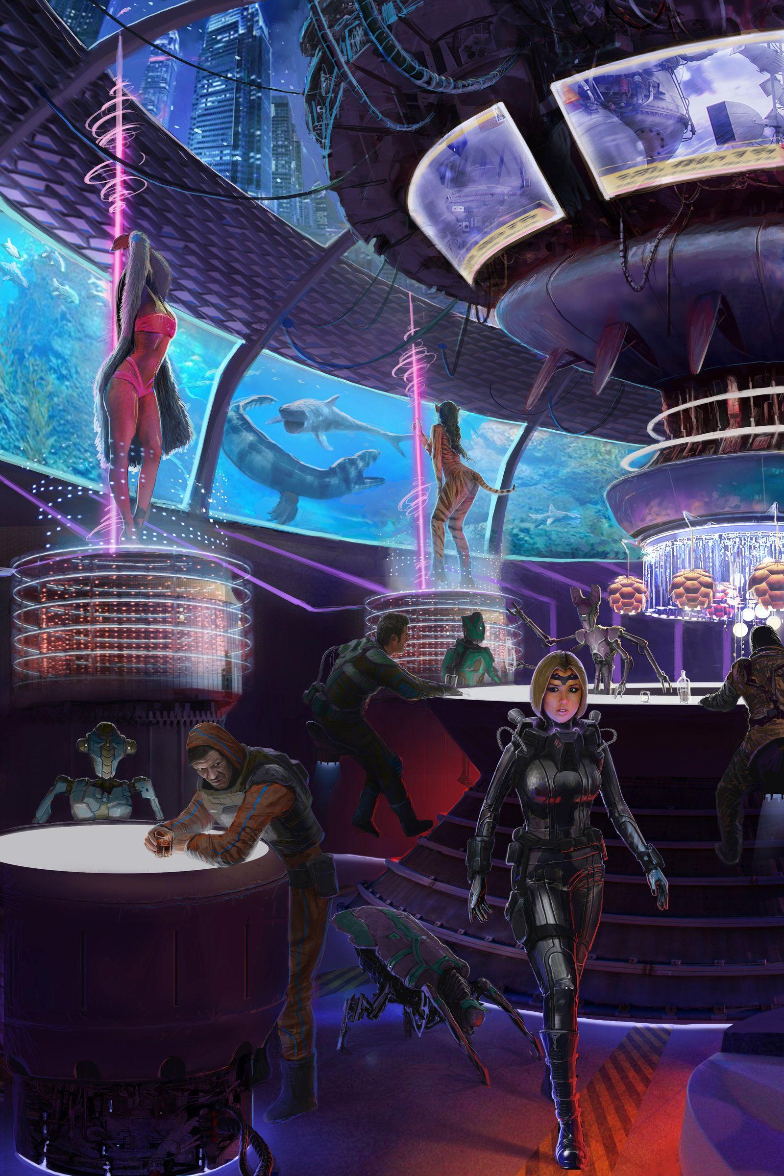 Retro Sci-fi by mechagidrah3 on DeviantArt