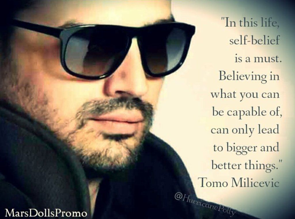 "#MARSquotes | ""In this life, self-belief is a must ..."" - #TomoMilicevic (credits to @HurricanePolly) #thirtysecondstomars #30secondstomars"