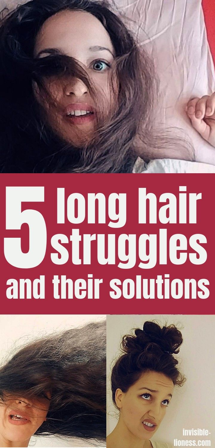 Photo of #struggles #easily #solve #these #long #hair