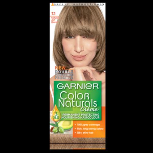Garnier Color Natural Hair Color 7.1 Natural Ash Blonde