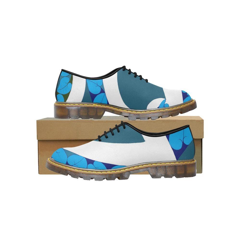 8b5017bac Blue Koru Women's Whole-cut Dress Shoes (Model 4026) | Clothing ...
