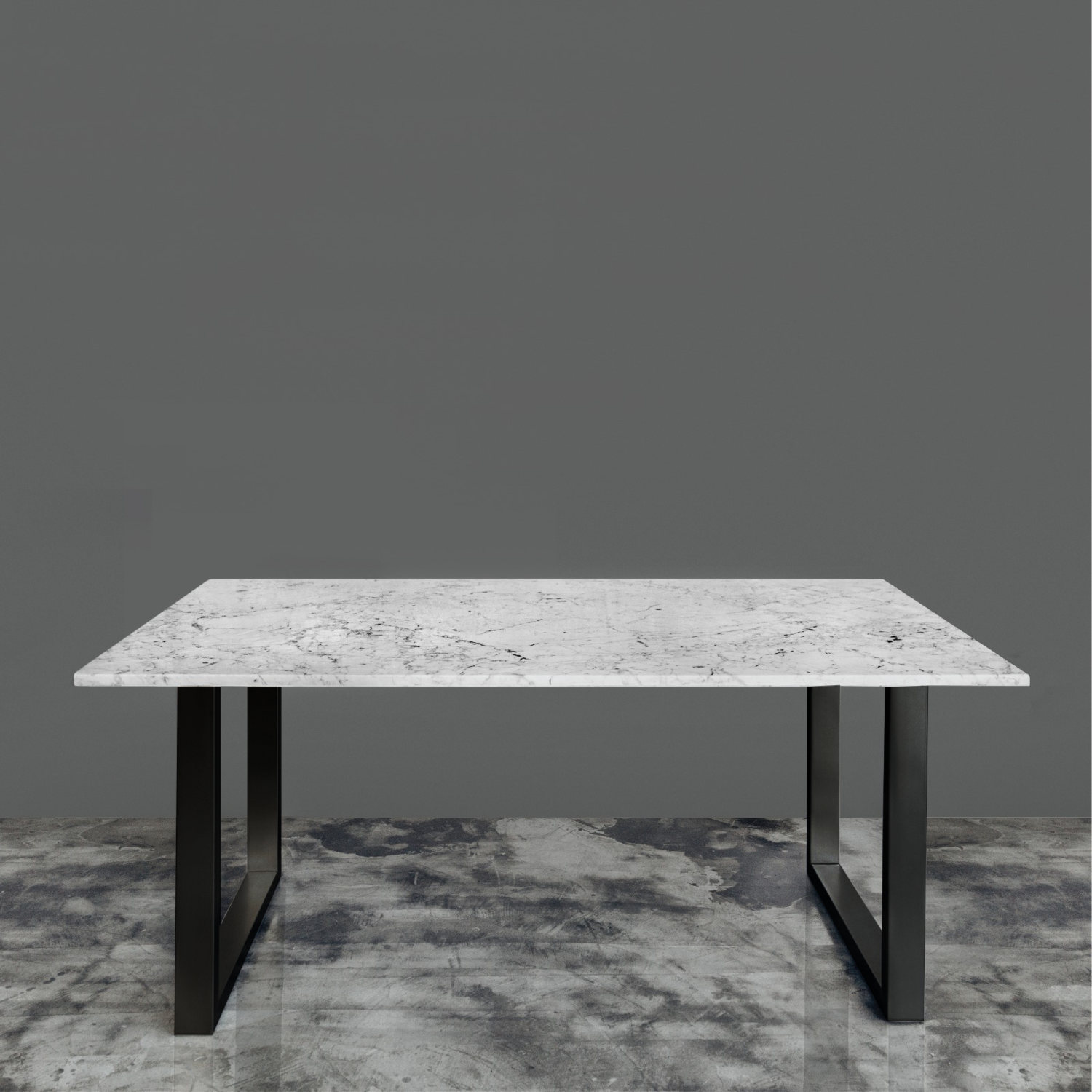 Level Italian Marble Dining Table Greyhammer Furniture